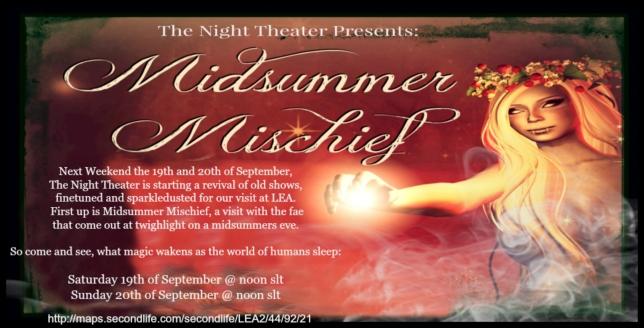 Midsummer Poster LEA 2015